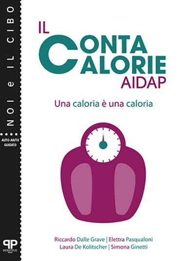 Il contacalorie AIDAP - Riccardo Dalle Grave - Positive Press