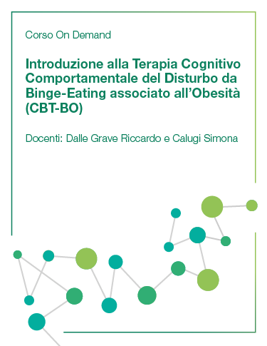 Introduzione alla Terapia Cognitivo Comportamentale del Disturbo da Binge-Eating Associato all'Obesità (CBT-BO)