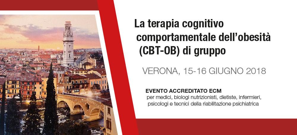 La terapia cognitivo comportamentale dell'obesità (CBT-OB) di gruppo